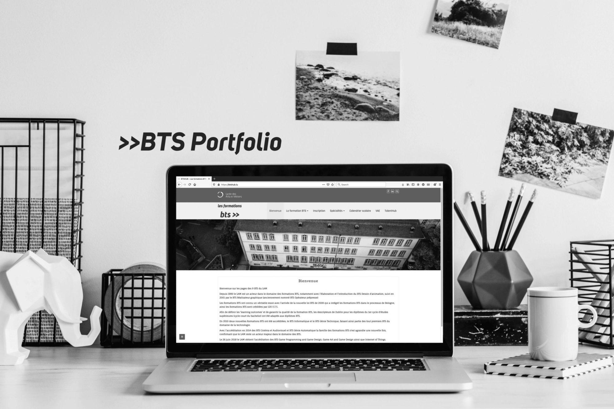 BTS portfolio